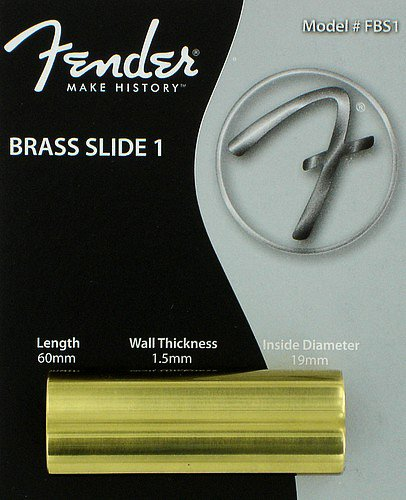 Fender Fender Brass Slide 1 Standard/Medium
