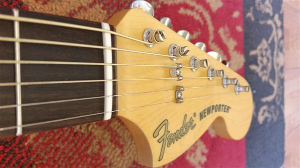 Fender Fender USA Custom Shop Newporter Pro Custom
