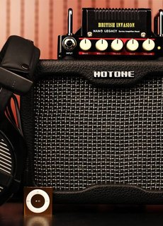 Hotone Hotone Nano Legacy Speaker Cabinet