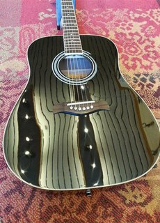 Richwood Richwood RD-12-BK Dreadnought Black