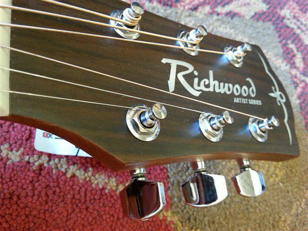 Richwood Richwood RD-17 C Dreadnought