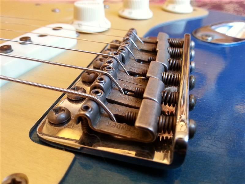 Fender Fender Custom Shop Lt Ed trat RW neck Journeyman Aged Lake Placid Blue