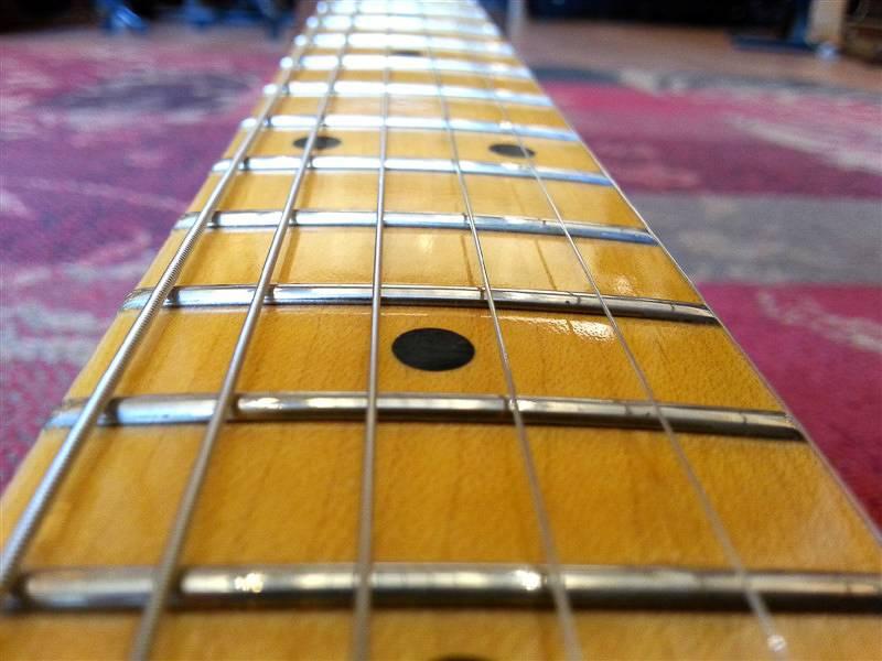 Fender Fender Custom Shop '52 MOD Journeyman Telecaster Faded 2-T SB