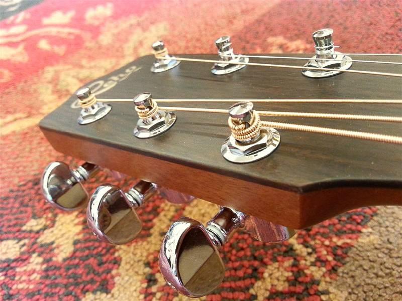 Leho  Leho OM-15 All Solid Orchestra Model