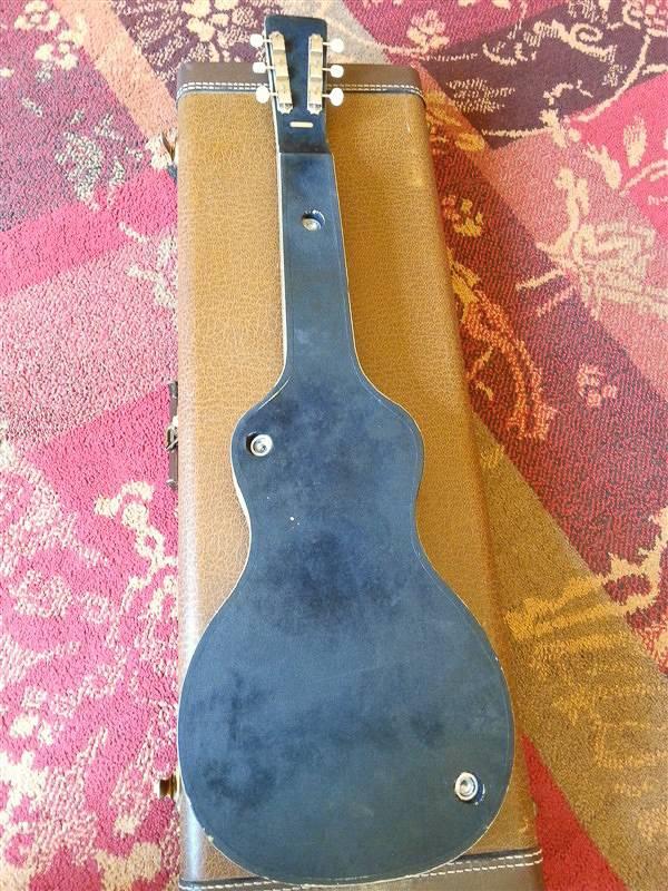 Diversen 1962 Tonemaster Lapsteel w/Case