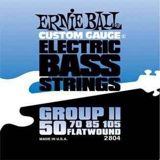 Ernie Ball Ernie Ball 2804 Flatwound Bass Strings
