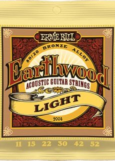Ernie Ball Ernie Ball Earthwood 2004 11-52