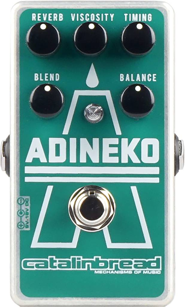 Catalinbread Catalinbread Adineko Oill Can Delay/Reverb