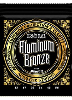 Ernie Ball Ernie Ball Aluminium Bronze Medium 13-56 2564