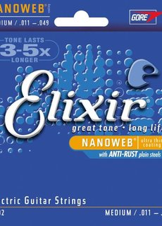 Elixir Elixir Nanoweb 11-49 Electric Guitar Strings