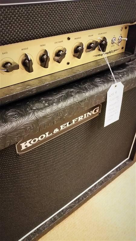 Kool & Elfring Kool & Elfring Straight 8 Head 50W