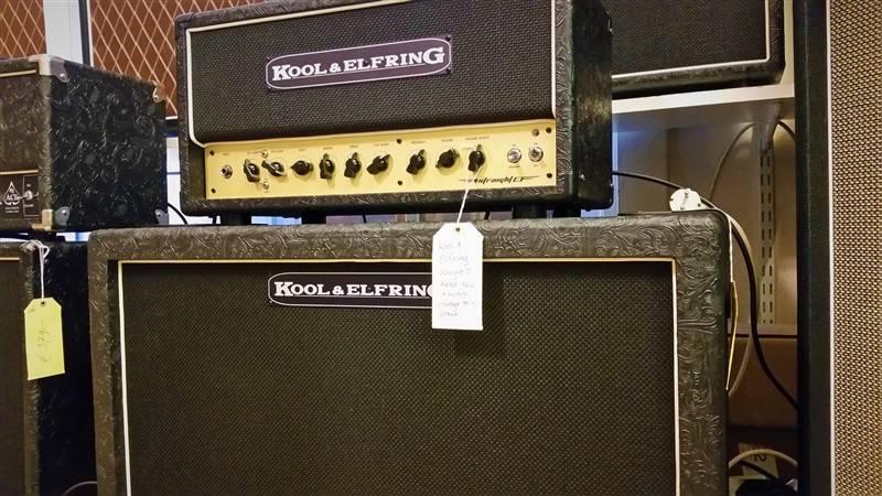 Kool & Elfring Kool & Elfring 2x12 Cabinet Creamback