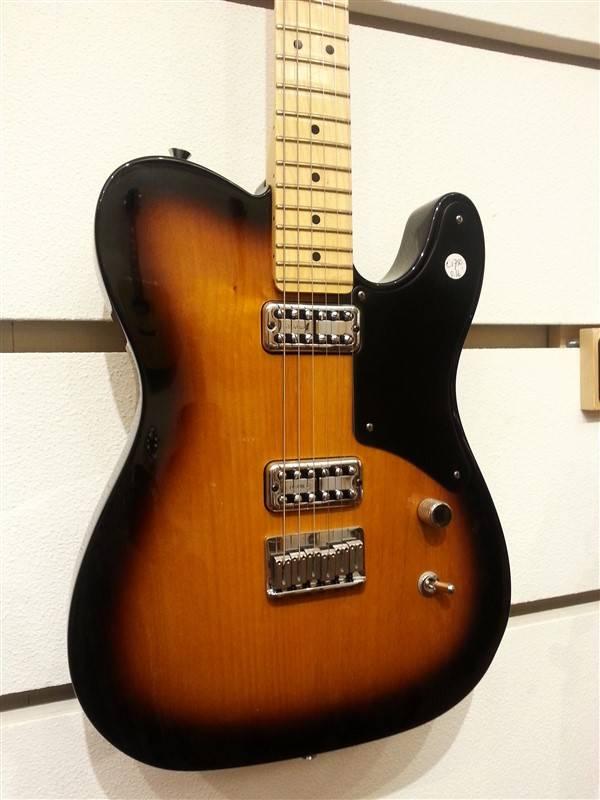 Fender Fender Telebration #07 Cabronita Tele 2-tone Sunburst