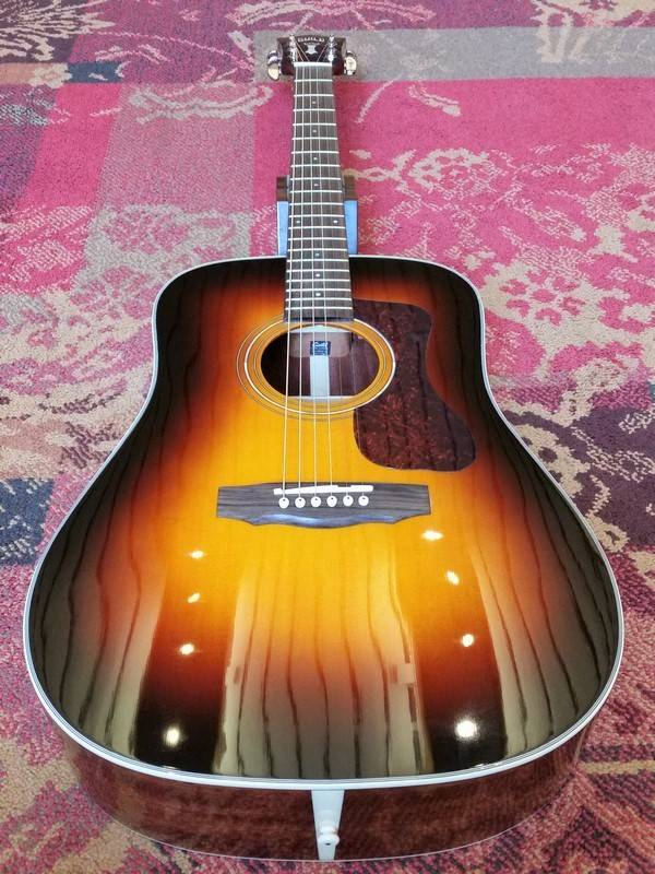 Eastman Guild Westerly D-140 Antique Sunburst