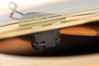 IK Multimedia iRig Acoustic Stage Digital Microphone Guitar Pickup