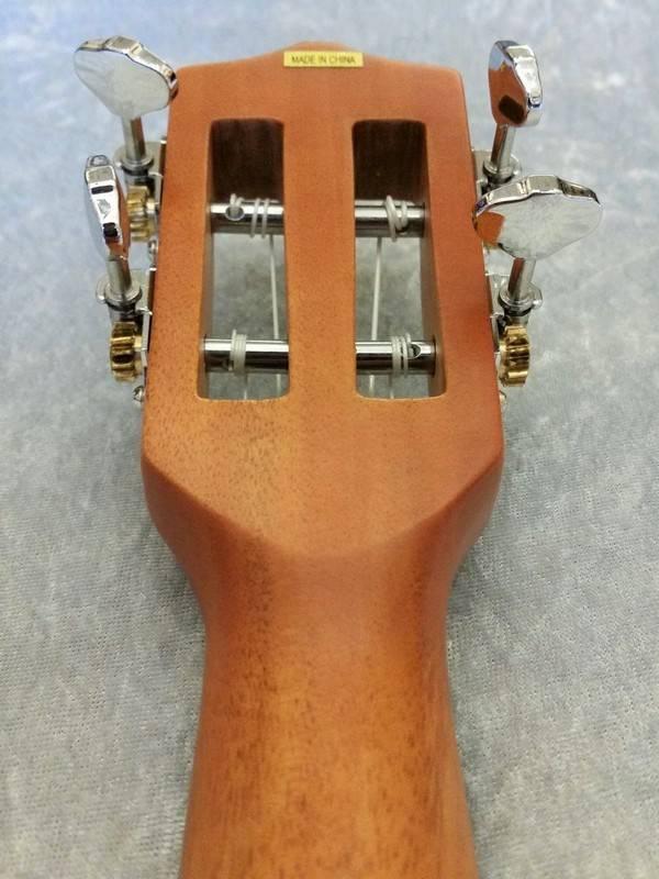Leho Leho Concerto Ukulele LHUC-ASM-CE w/pickup