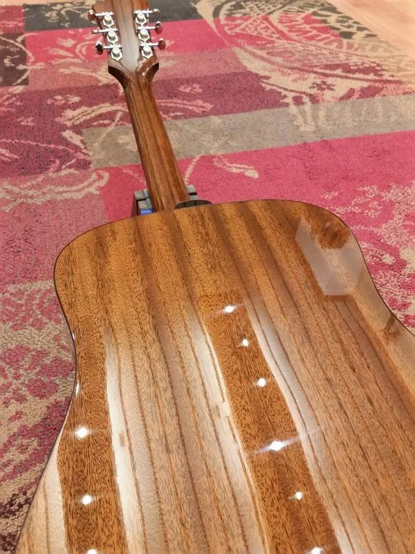 Guild Guild USA D-40 Traditional Natural