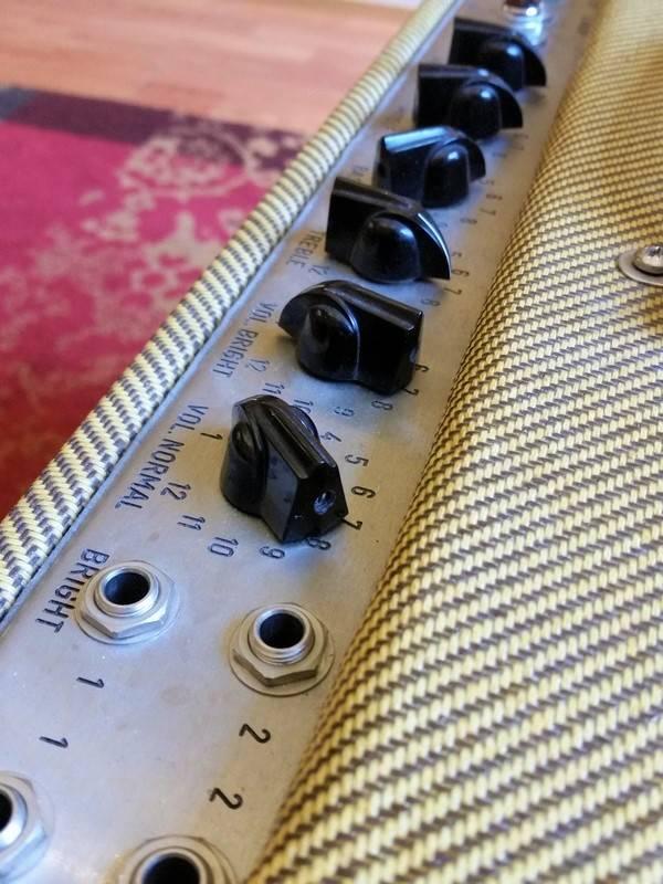 Ampman Ampman Handwired Tweed '50s Bassman 2x10