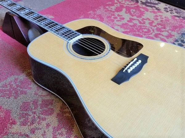 Guild Guild USA D-55 Natural