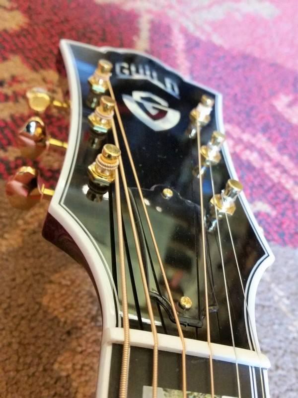 Guild Guild USA D-55 Natural