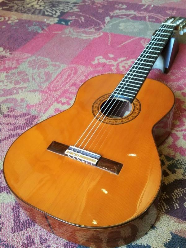 M. G. Contreras Contreras All Solid Spanish Luthier Guitar