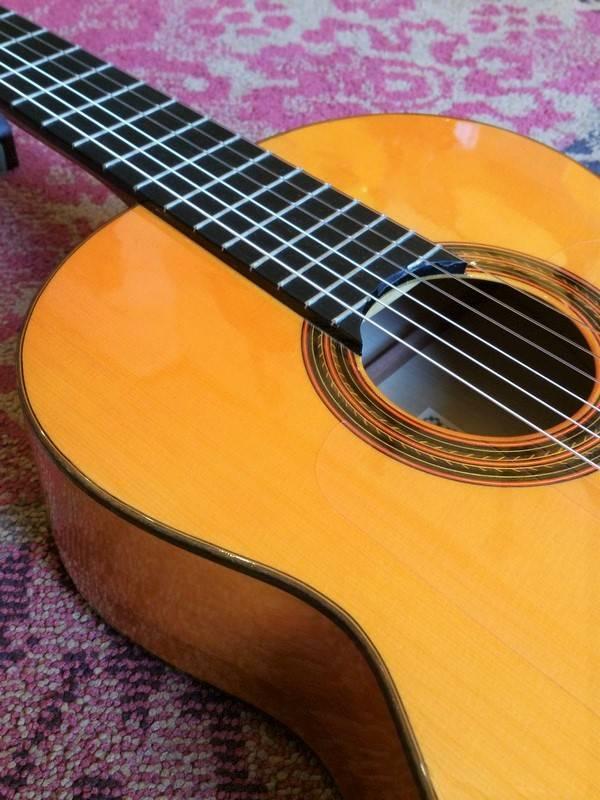 Conde Hermanos 1993 Conde Hermanos Spanish Flamenco Guitar