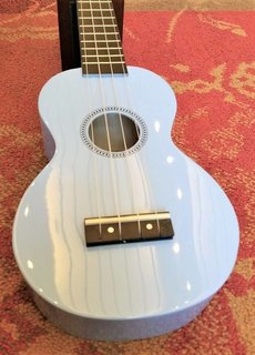 Mahalo Mahalo Soprano Ukulele MR1 Light Blue