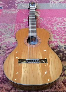 Martinez Martinez MC-118 C All Solid Cedar/Mahogany