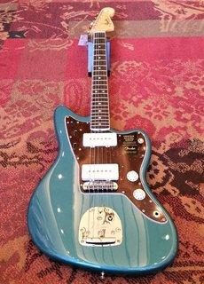 Fender Fender American Original 60s Jazzmaster Ocean Turquoise