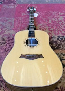 H H Dreadnought DE All Solid w/Fishman