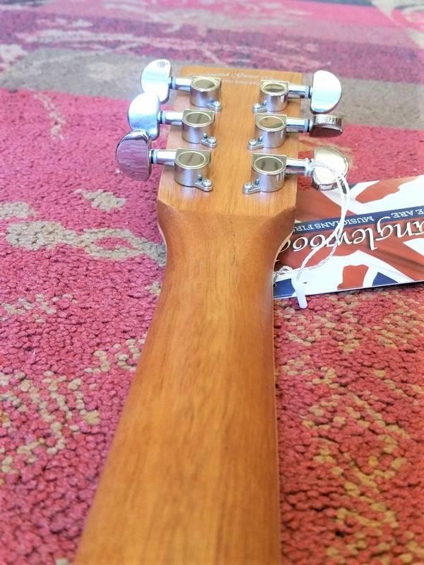 Tanglewood Tanglewood TWU SFCE Mahogany Orchestra w/pickup