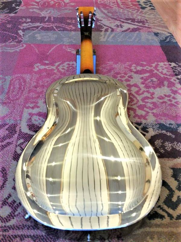 Royall Royall Tri-Cone w/ Flamed Maple Sunburst Neck