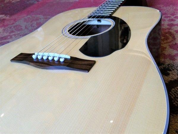 Fender Fender CD-60S Dreadnought Solid Spruce Top