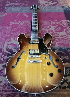 Heritage The Heritage H-535 Original Sunburst