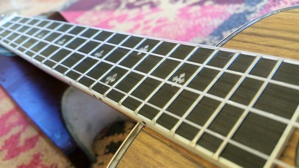 Kauai Kauai Concerto Ukulele Walnut - Solid Top