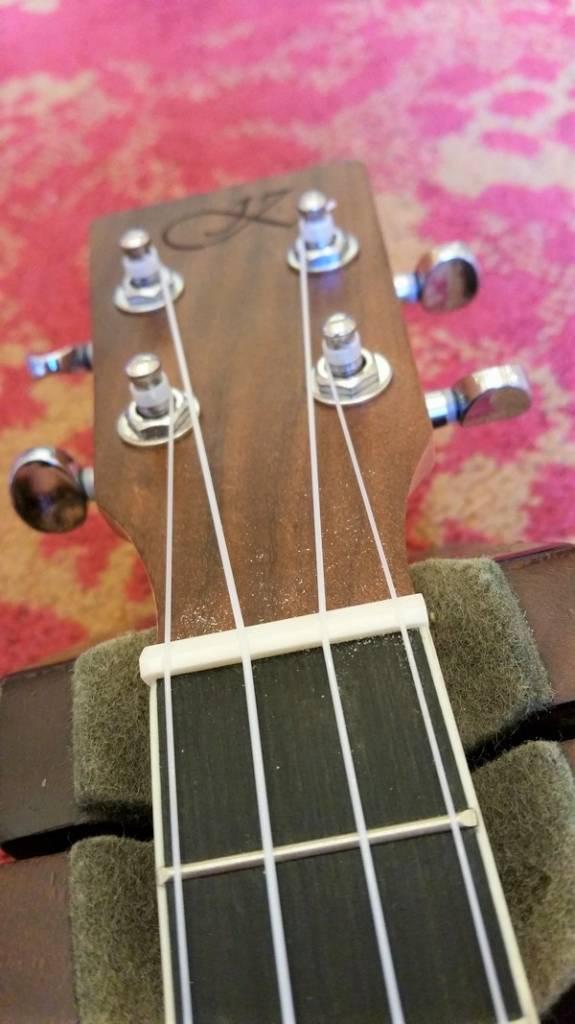 Kauai Kauai Concerto Ukulele Koa - Solid Top