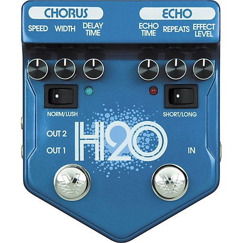 Visual Sound Visual Sound H2o V2 Chorus/Echo
