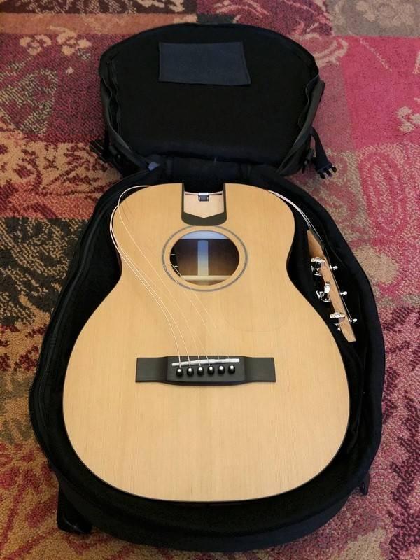 Furch Furch LJ10-CM Little Jane Travel Guitar