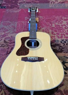 Guild Guild D-150L Dreadnought Lefthand
