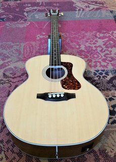 Guild Guild B-240EF Acoustic Fretless Bass