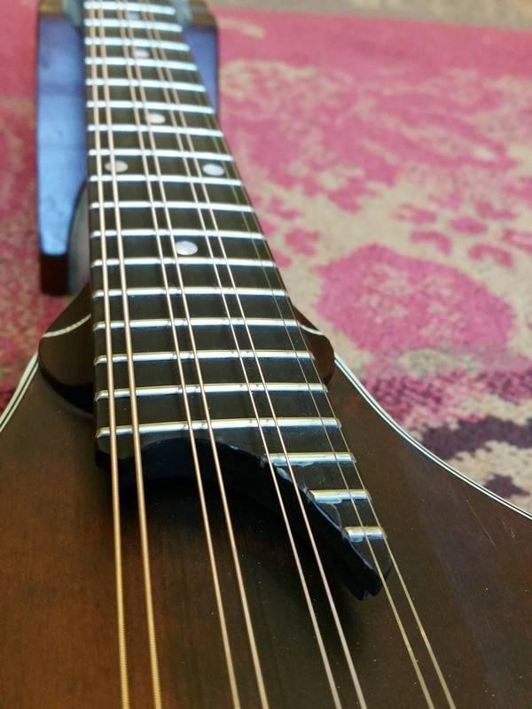 Eastman Eastman MDO305 Octave Mandolin A-style