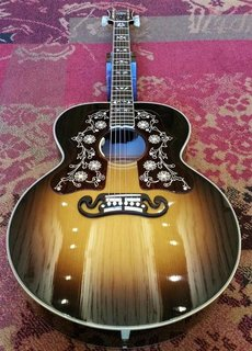 Gibson 2015 Gibson Bob Dylan SJ-200 Player's Edition