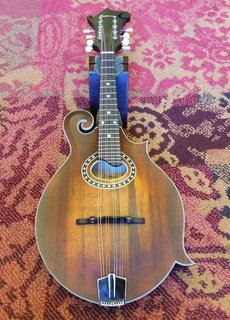 Eastman Eastman MD314 F-style Oval Hole Mandolin