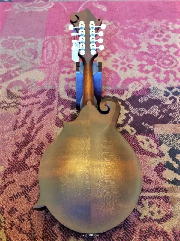 Eastman Eastman MD314 F-style Oval Hole Mandoline