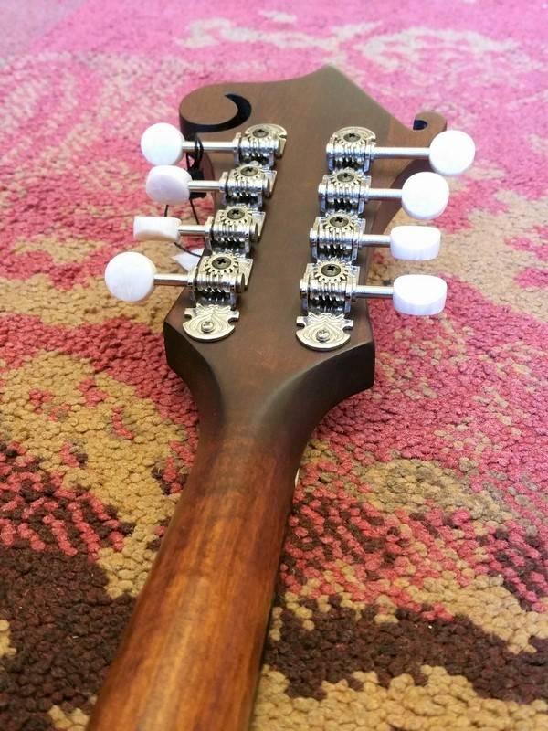 Eastman Eastman MD314 F-style Oval Hole Mandolin
