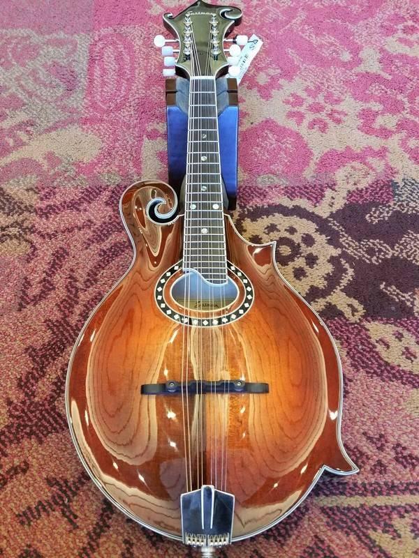 Eastman Eastman MD614 Classic F-style Mandolin