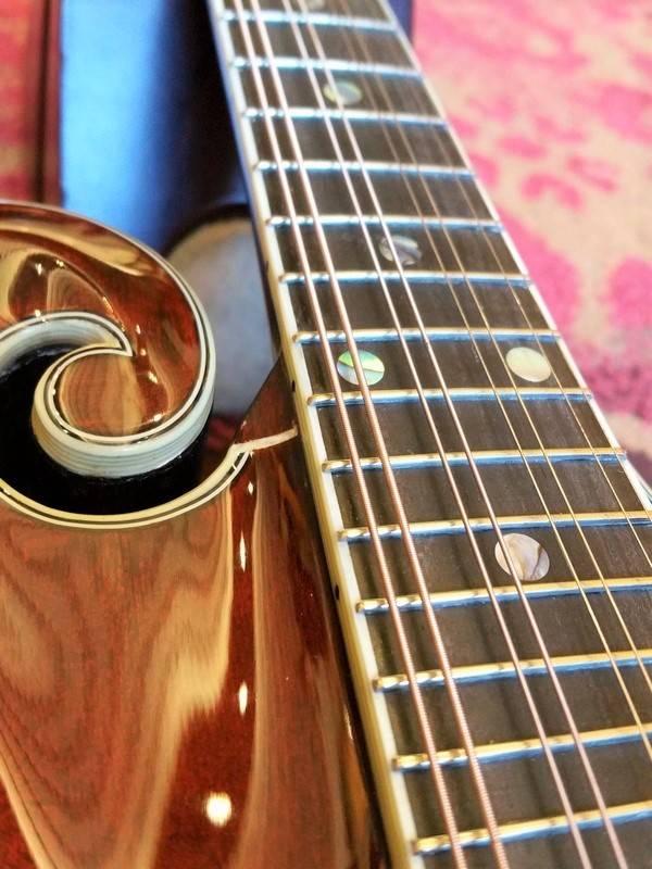 Eastman Eastman MD614 Classic F-style Mandoline
