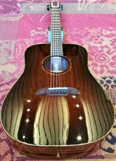 Alvarez Alvarez MDA66SHB Shadowburst Dreadnought