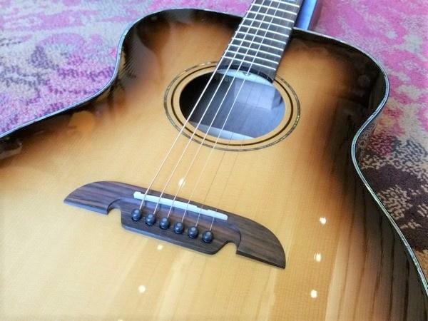 Alvarez Alvarez AFA1965 Orchestra Model Sunburst