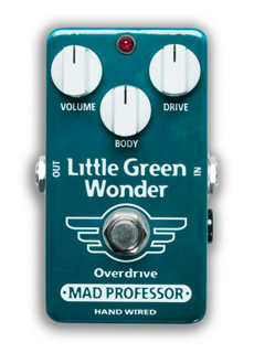 Mad Professor Mad Professor Little Green Wonder Handwired